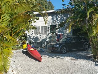 MONTHLY RENTAL MARCH  :< Bright * Fresh * Clean * Old Florida*