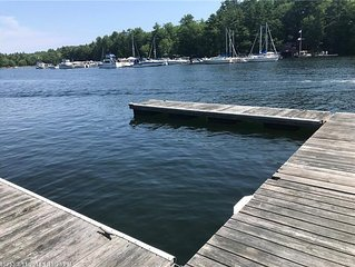 Sebago Lake Waterfront!