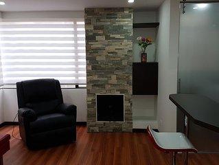 Quiet Executive Apartment, 20 G Internet Wifi, Smart TV,