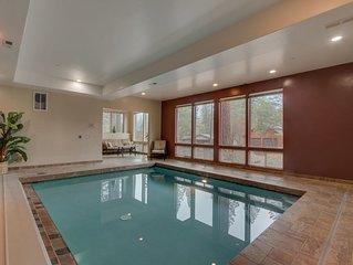Indoor Pool, Sauna, Shuffleboard, Arcade, Spa, Pool Table, 5min to Heavenly - Ev
