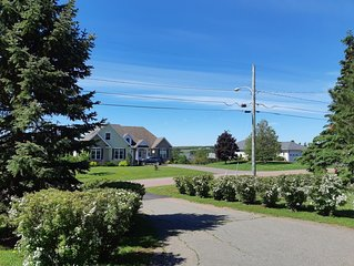 Serenity and Convenience - a Charlottetown treat