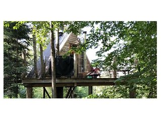 Chimo Refuges Tree House Resort - The Stella