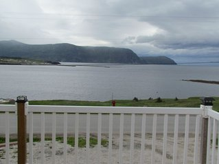 Sea Spray Cottages #2 Rocky Harbour, Gros Morne National Park,  Newfoundland And