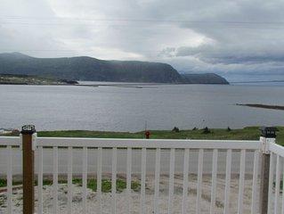 Sea Spray Cottages #2 Rocky Harbour, Gros Morne National Park,  Newfoundland And