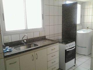 Apartamento de 3 quartos sendo 1 suite