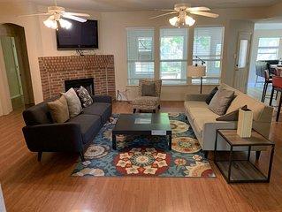 Cozy Suburban Home  -