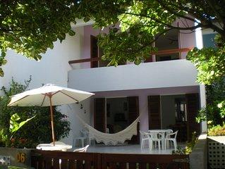 Duplex em condomínio beira mar, Campas, Tamandaré - 1 suite
