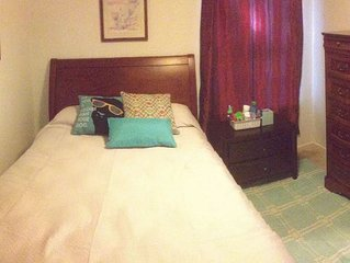DFW airport cozy room
