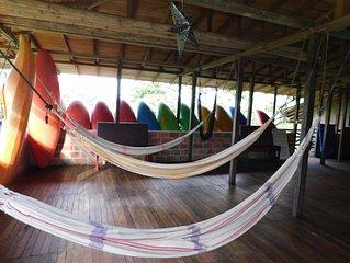 Kayak Hostel Ecuador