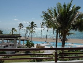 Cap Cana Stunning 2 Bedroom Ocean View with Jacuzzi!