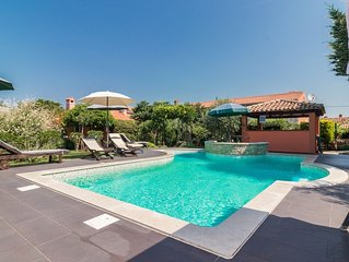 Traditional Istrian House in Pula with swimming pool ideal for a family