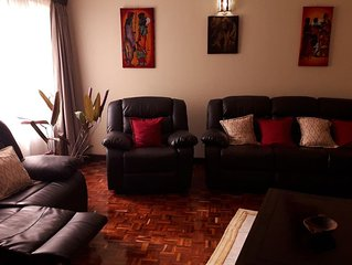 Spacious 3 Bedroom Apartment, fully furnished with swimming pool available