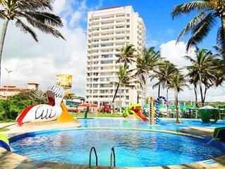 Desfrute da melhor vista da Praia do Futuro -  Cartão Postal de Fortaleza