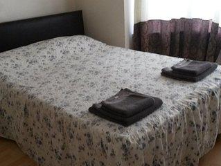 ground floor two bedrooms flat