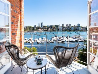 Harbourside Sanctuary with Spectacular Views