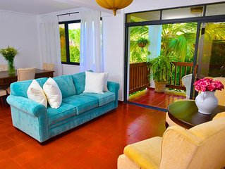 8 Bedroom Villa for 12 - 18 People in Jarabacoa