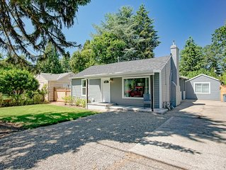 Cozy Cottage -20 minutes from DT Portland
