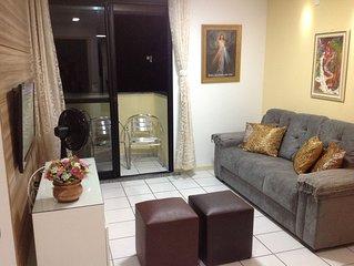 Apartamento Na Praia De Pajucara A 30 Metros Da Praia