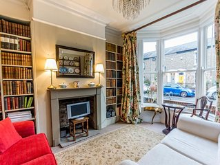 Beautiful newly renovated Victorian house close to centre of York