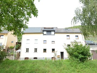 Cozy Apartment with River View in Zell Mosel