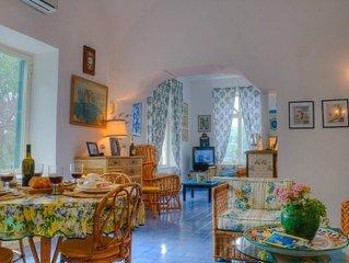 Private villa in Anacapri   wi-fi   garden   seaview   2 berdrooms 2 bathrooms