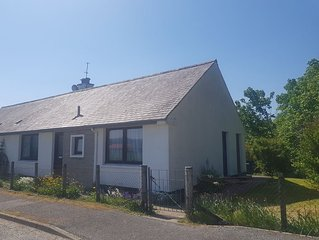 Newly renovated Bungalow in the  village of Lochcarron,Highlands of Scotland
