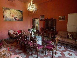 Villa storica a pochi chilometri da Lucca.