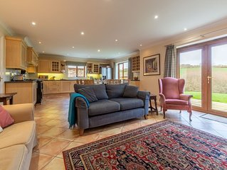 Hampden is an incredibly spacious home offering luxury furnishings and fittings.