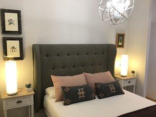 Artekale by Forever Rentals. Apartamento de 2 dormitorios con wifi. Casco Viejo