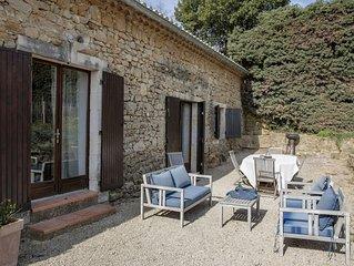 Wrangler Cabin, Mas Provençal Equestre, PISCINE