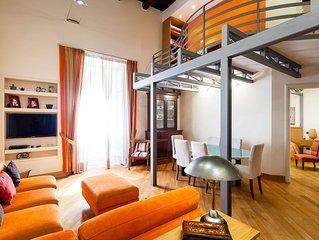 Casa Rossella, grazioso appartamento, con due camere da letto, a Sorrento centro