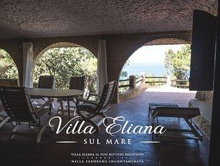 Villa Eliana sul mare