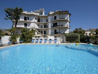 Appartamento bilocale (al 2° piano) al Mare (formula residence) a 50m dal Mare