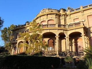 Bilocale in castello immerso in un giardino con garage. CITRA 008055-LT-0297