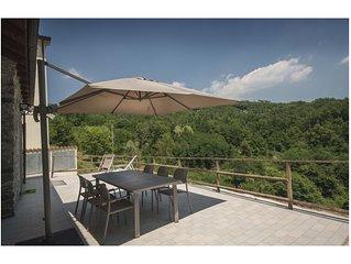 Il Borgo di Tresana 'Casa Marina 'terrazza con vista , Wi-Fi gratuito