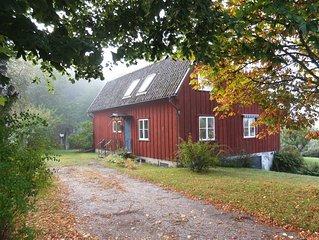 trivelig hus i utkanten av Dals Langed. Sentralt.