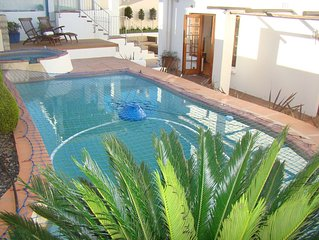 The Gables Hout Bay , central & safe in Hout Bay with pool , sleeps 6 to 11