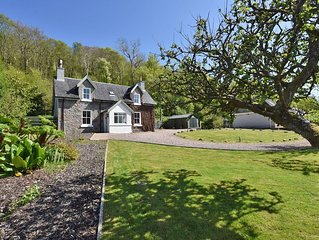 Luxury highland retreat in Fort William, idea for couples