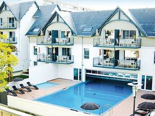 Accès Piscine ! Appartement sympa et cosy près de la plage