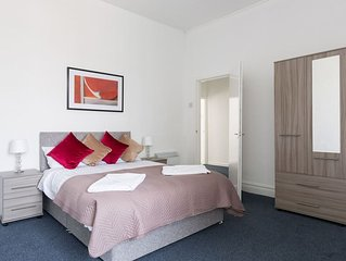 Top Floor, Pleasure Beach Apartments