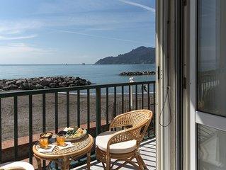 Appartamento sul mare a Salerno