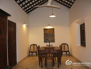 Gamagewatta House    Old colonial house for a peaceful stay in Unawatuna