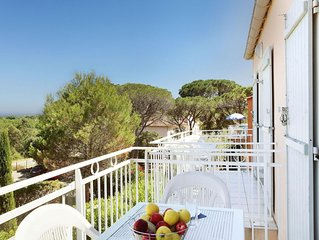 Comfortable apartment with a dishwasher, beach at 2.5 km.