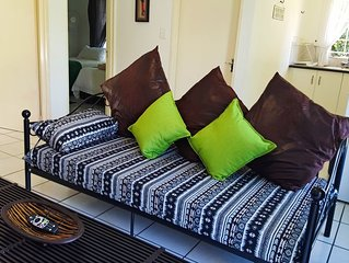 Accommodation in Nelspruit, Self catering units, Furnished flats to let.