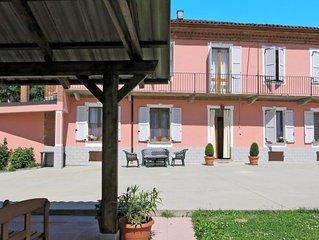 Vacation home in Montegrosso di Cinaglio, Piedmon