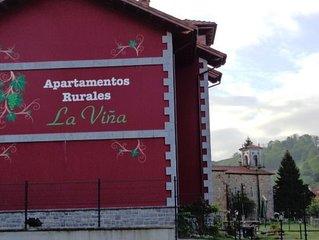 Apartamentos Rurales La Viña para 6 personas