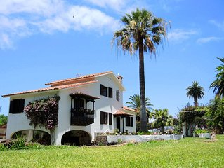 Typical Canarian villa in the heart of Puerto de la Cruz