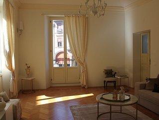 luxury apartament in faenza