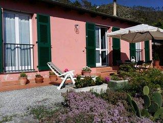 Casa Cinzia - appartamento con terrazza e vista sul Golfo