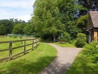 The Annexe - Exmoor National Park - Sleeps 4